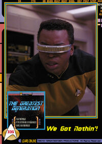 Trading cards 00335