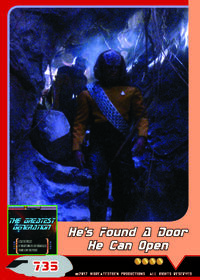 Trading cards 00735