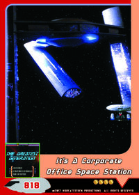 Trading cards 00818