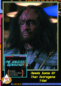 Trading cards 00421