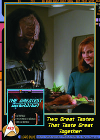 Trading cards 00423