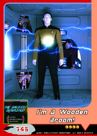 Trading cards 00745