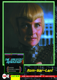 Trading cards 00708