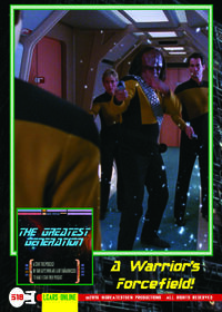Trading cards 00518
