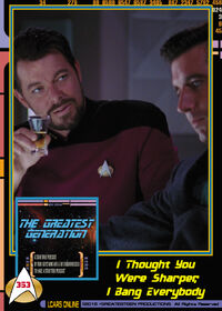 Trading cards 00353