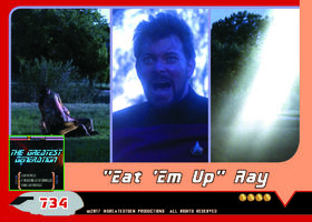 Trading cards 00734