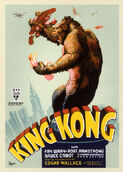 King kong 1933 poster 3