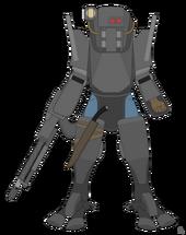 Felreden Mark 1 Battle Suit
