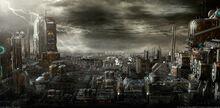 Apocalyptic thunder by markusvogt-d93umpm