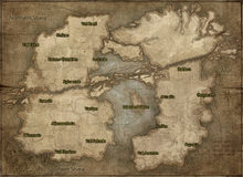 Arborea Map