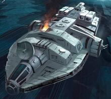 Barloz-class freighter