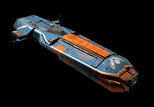 Hiigaran Ion Cannon Frigate