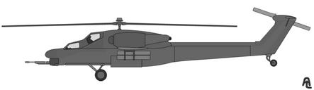 Felreden Attack Chopper
