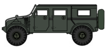 Puma s3 light utility vehicle alternate by mr ichart-d7xrqla