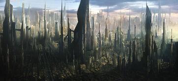 Cities of the future by jonasdero-d5jkvqs