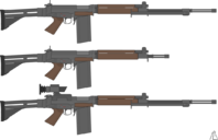 Felreden Alliance of Nations Export Rifle 2
