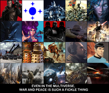 Great Multiverse Collage