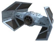 TIE Advanced x1 starfighter 2