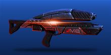ME3 Avenger Assault Rifle