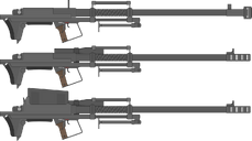 Felreden Heavy Rifle