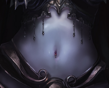 Sylvanas's Cursed Belly