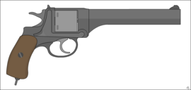 Felreden Revolver