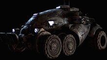 Gears of War APC