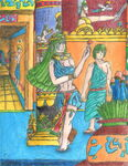 Adam and Cyrene