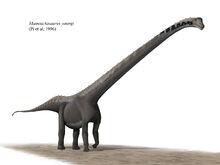 Mamenchisaurus youngi steveoc 86
