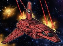 Sigma-class long-range shuttle