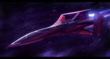 NomadStarFighter