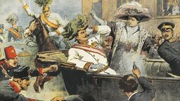 Hith-assassination-of-archduke-franz-ferdinand-E