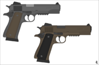 Felreden Pistol 3