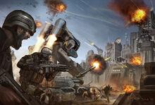 War of nations illustration by dustsplat-d6cfbzw