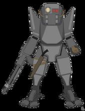 Felreden Mark 2 Battle Suit