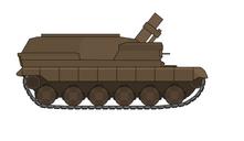 Felreden Mortar Track