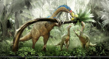 Therizinosaurus by damir g martin-d7841jm