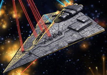 Ardent-class fast frigate