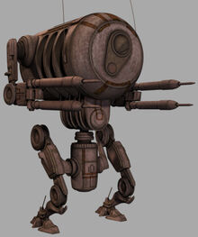 Retail clan droid