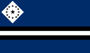 Federation Flag Post Delta Sword Conflict