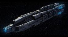 CygnarianCommandShip