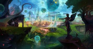 Dreamscape by bonggo-d3h3xk8