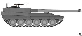 Felreden Tank Destroyer 2