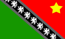Flag of the people's republic of amerstris