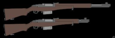Felreden Ceremonial Rifle