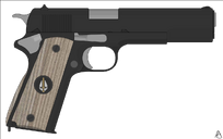 Felreden Marian Hawke's FP-3 Pistol