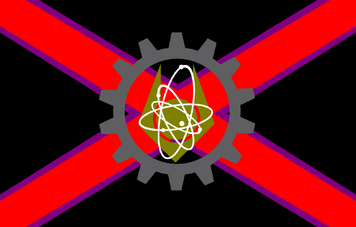 Imperial Research Group 975 Flag