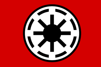 Old Galactic Republic Flag