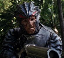 Beta Hirogen, Flesh and Blood 2