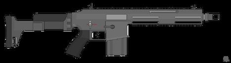 Felreden TEC2 Rifle
